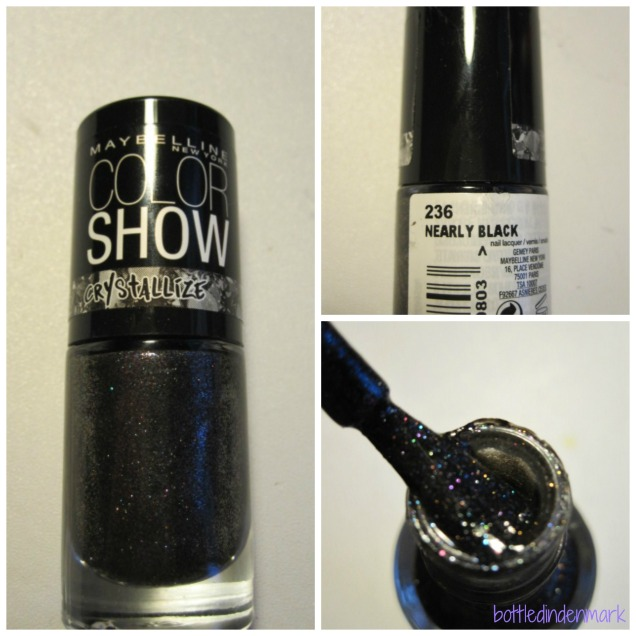 Maybelline Nearly Black