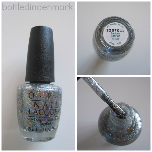 OPI Serious Sparkle