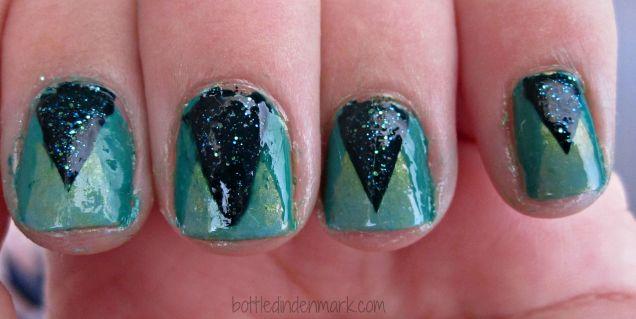 Grønne trekanter 2