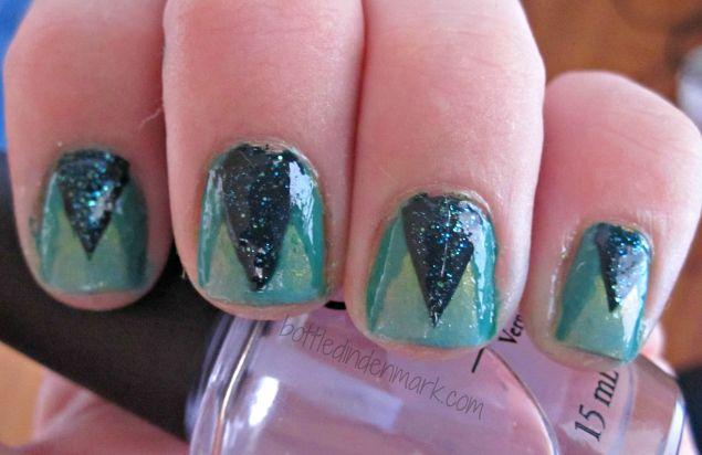 Grønne trekanter