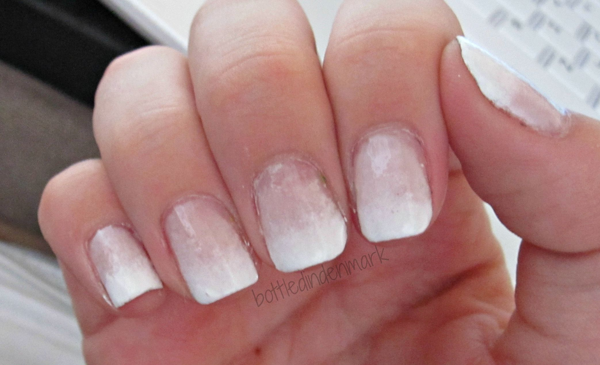 31DC2015: Day 10 Gradient Nails