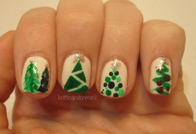 juletræer 2
