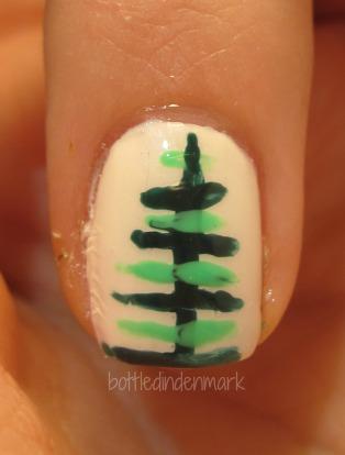 stripes tree