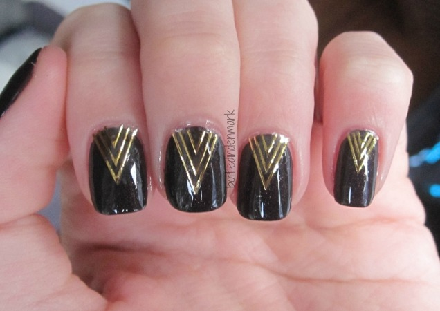 gold half moon triangles 1