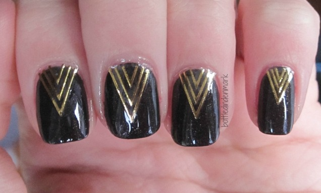 gold half moon triangles 2