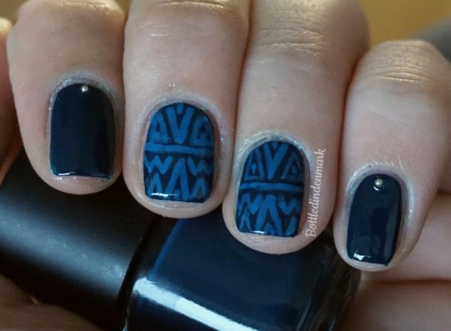 Blue Aztec 1