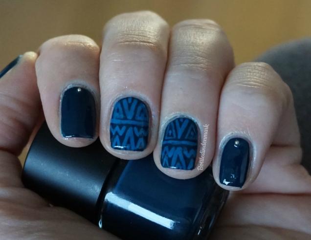 Blue Aztec 2