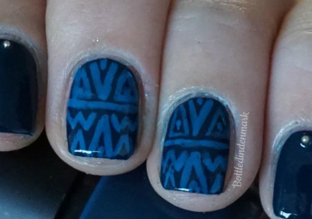 Blue aztec 3