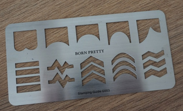Born Pretty Store Stamping Guide 1