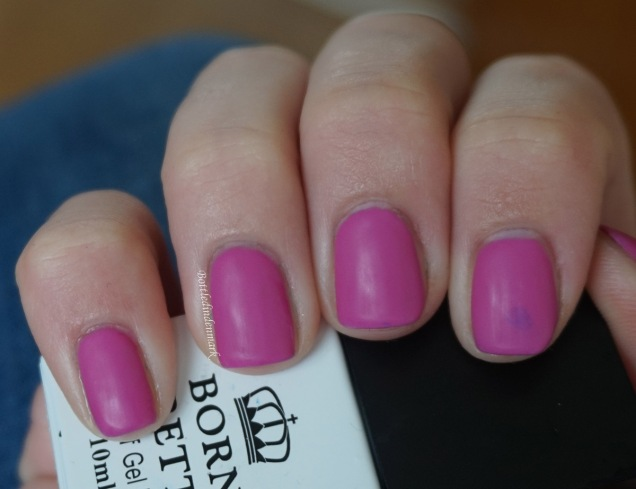 Pink thermal gel dark