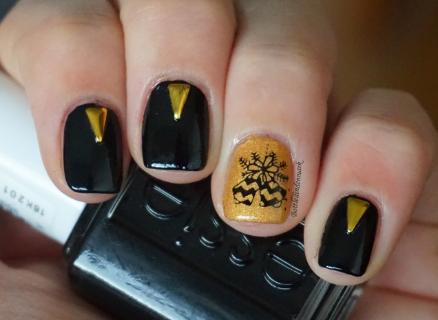 Black and Gold Bells 2
