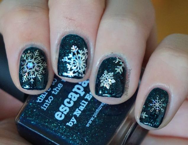 Holo snowflakes 1