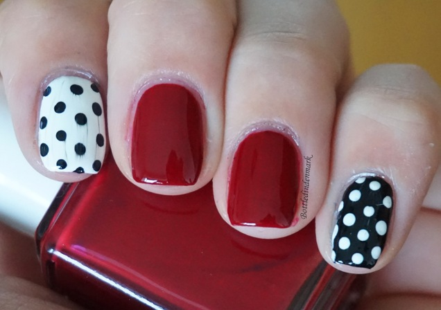 Red and Polka dots 2